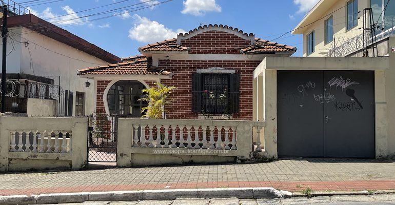 Casa Antiga – Rua Ken Sugaya