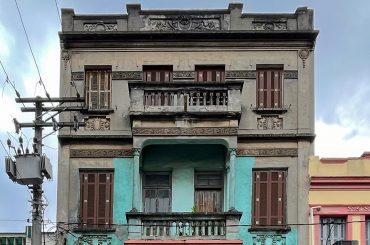 Edifício – Rua Santa Rosa, 153